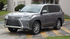 For Sale Few Month Used 2016 Lexus LX 570 Gulf Spec with low KM
