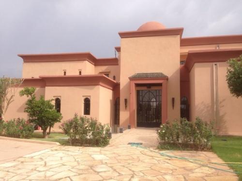فلل فخمة و راقية للايجار مراكش المغرب whatsapp : +212654246349